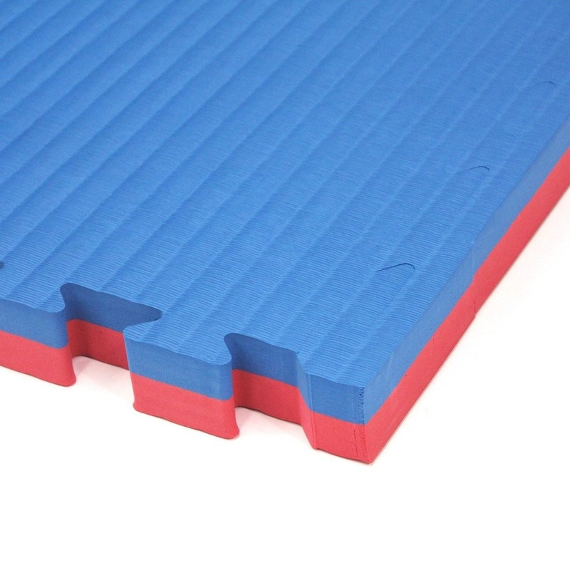 High Density 1*1m Foam Gym Floor Mats / 40mm Judo Mats